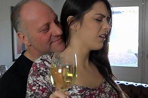 Wild Oldyoung Fuck Turns Into Kinky Femdom Playing