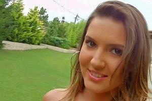 Allinternal Hungarian Teen Gets Her First Anal Creampie